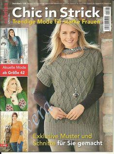 image host in German Knitting Books, Crochet Books, Knit Crochet, Knit World, Free Magazines, Crochet Magazine, Rubrics, Knitting Patterns, Diana