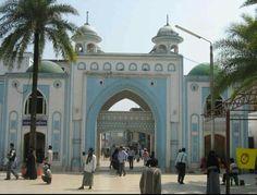 Shahjalal mausoleum. Sylhet