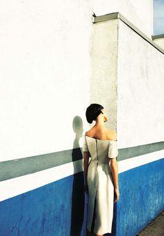 Anna Selezneva by Claudia Knoefpfel & Stefan Indlekofer for Zeit Magazine #8