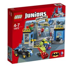 LEGO  BATMAN-  JEU DE CONSTRUCTION Lego Juniors 10672 Batman -  NEUF