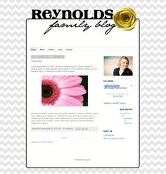 How to Create a Seamless Border around your Blogger Blog Layout & have a transparent background behind your Header