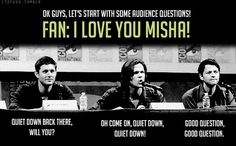 a very good question. i want to go to comiccon i wish i could go to comiccon one day i will go to comiccon