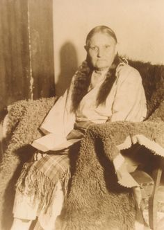 """There are two stories about Millie Durgan. When she was 18 months old she was captured in a raid by the Kiowa. She become the foster child of a couple who treated her very well, her foster father was a noted Kiowa warrior, she later married and had many children and grandchildren. The other story tells that she died in the 1864 winter of starvation and exposure, by Kiowa Chief Little Mountain (To-Hau-Son). He reported that the death occured during the """"muddy traveling winter""""."""