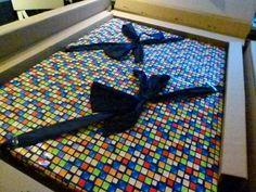 Aquarelle als Geschenke in der Weihnachtszeit | Geschenkverpackungen für Aquarelle (c) FRank Koebsch (3)
