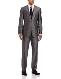 Calvin Klein Men's Mabry Suit Mini Herringbone, Black/Tan, 42 Short Calvin Klein http://www.amazon.com/dp/B00CN7PD9Q/ref=cm_sw_r_pi_dp_-L0nub10V8RY0