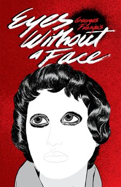 Silver Screen Society EYES WITHOUT A FACE (Georges Franju, France, 1960) | Designer: Donald Ely