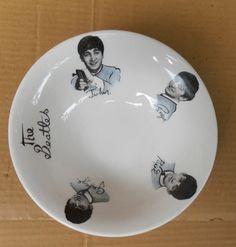Staffordshire Adams Beatles bowl