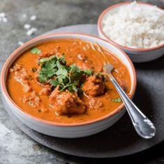 5 indiai étel, amit kötelező kipróbálnod! | Nosalty Garam Masala, Naan, Thai Red Curry, Chili, Grilling, Ethnic Recipes, Food, Gourmet, Cilantro