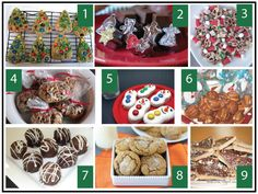 Cookie exchange anyone?? Recipes included