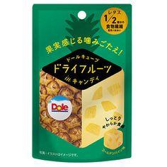 42gドールキューブドライフルーツinキャンディ(ゴールデンパイン)|キャンディ・グミ||お菓子・ドリンク|株式会社不二家