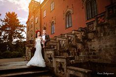 Свадьба в замке Сихров. Фотограф: Тимур Сулейманов.