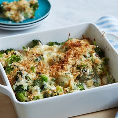 Broccoli Gratin By Food Network Kitchen
