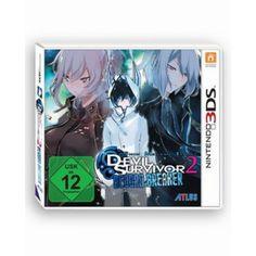 Shin Megami Tensei Devil Survivor 2:  Record Breaker  3DS in Rollenspiele RPG FSK 12, Spiele und Games in Online Shop http://Spiel.Zone