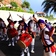 Eisa (Okinawan folk dance that marks the end of the Bon festival) | Flickr - Photo Sharing!
