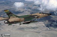 Republic's F-105 Thunderchief