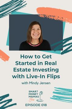 Are you thinking about investing in real estate? Did you know you can not only invest in real estate but also live in the property during the renovation process? Becoming a live-in flipper can help you on your journey to financial freedom and save money. This podcast goes over great tips and strategies on how to get into real estate and being a live-in flipper. Whether it's your first time buying a home or you have experience flipping house, this episode is for you! #flipping #financialfreedom Make More Money, How To Raise Money, Getting Into Real Estate, Saving For Retirement, Insurance Quotes, Budgeting Tips, Real Estate Investing, Trading Strategies, Flipping