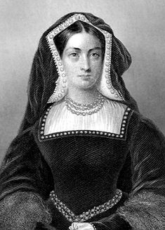 Catherine of Aragon, King Henry VIII, first wife (lived 1485-1536)