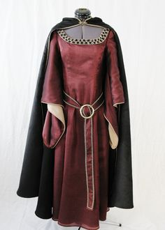 Adult Mother of Rapunzel Custom Costume by NeverbugCreations, $500.00. Gorgeous...but I put mine together for $60.00!