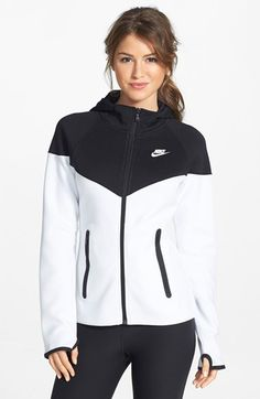 Nike Tech Windrunner Jacket available at #Nordstrom. both colors are awesome!