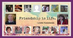 Het leuk vinden?  Natuurlijk.  Wat nu?  Laten zien aan de wereld en de vriendschap te vieren dit jaar in een geheel nieuwe manier!