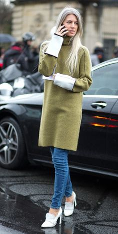Sarah Harris, British Vogue