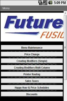 Download this app as a quick training and tutorial guide for learning your Future POS software.  Be sure to check out the Welcome Video and you may discover several exciting new features as well as cost saving ideas for your business!<br/><br/>Recent changes:<br/>*Ver 2 Modified all links to play Mobile Media Content in Local Player.  Removed YouTube Links due to compatibility issues and performance (buffering HQ).<br/><br/>Content rating: Everyone