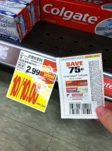 Coupon TIPS for the Busy   Mom!