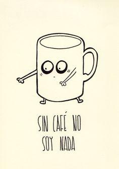 Una buena taza de café por la mañana y tendrás la energía necesaria para estar a tope durante todo el día. #café #motivación #felicidad #ánimo #nespresso