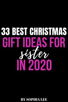 love these gifts for sisters!! sending this to my sisters for gifts for myself too