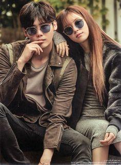 ❤❤ 이종석 Lee Jong Suk || one beautiful face ♡♡ with Han Hyo Joo