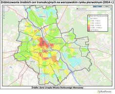 Tanie mieszkania w Warszawie? Białołęka, Wawer i Wesoła