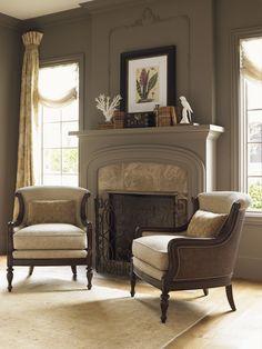 Landara Bluffton Chair | Lexington Home