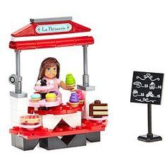 Mega Construx American Girl: Grace's Pastry Cart