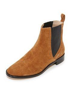 club monaco suede aggie boots