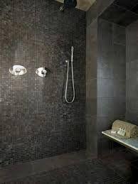 mosaic tiled bathrooms ideas - Google Search