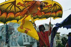 Carnival San Francisco, Tiger Flags