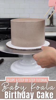 Icing Recipe, Frosting Recipes, Cake Recipes, Chocolate Buttercream, Chocolate Cake, Biscoff Recipes, Cake Decorating Piping, 60th Birthday Cakes, Cake Layers