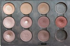 amarixe: beauty and lifestyle blog: My MAC Eyeshadow Palettes: Browns Palette!