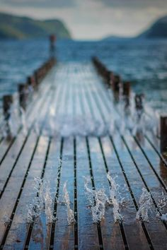 If you believe that waves, waterscapes, and waterfalls pretty well use up all the opportunities that water provides for picture-taking, think again. Here are seven more photography tips with water—remedies for the photo doldrums! Travel To Do, I Love Rain, All Nature, A4 Poster, Am Meer, Jolie Photo, Rain Drops, Rainy Days, Rainy Night