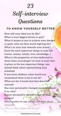 Do you know yourself well? Here are a list of self-awareness questions that will help to develop a profound self-understanding. Question Do you. Self Awareness Quotes, Journal Questions, Therapy Journal, Vie Motivation, Self Development, Personal Development, Journal Writing Prompts, Self Exploration, Go For It