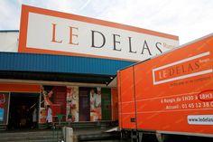 Juillet - Août 2015 : LE DELAS (Rungis)