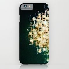 space heart iPhone & iPod Case