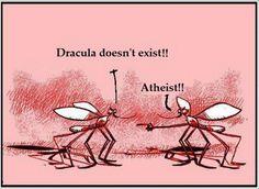 Atheist!