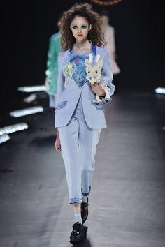 Keita Maruyama Tokyo Fall 2016 Fashion Show
