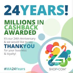 This month, @marketamerica is celebrating 24 years of growth, success and belief.