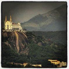 Igreja da Penha, Rio. So many churches :)