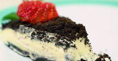 Oreo, Cheesecake, Desserts, Food, Mascarpone, Tailgate Desserts, Deserts, Cheesecakes, Essen
