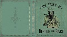 The Tales of Beedle the Bard - printable book cover!