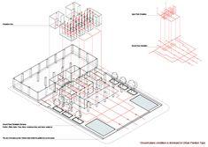 Seagram Building Plan Architectural pavilion, pavilion scenario and urban pavilion