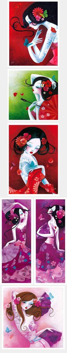 http://www.sybile.net/  Braun collection 2011